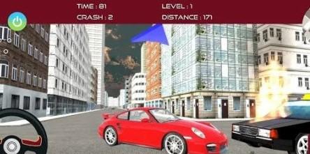 开车54级挑战