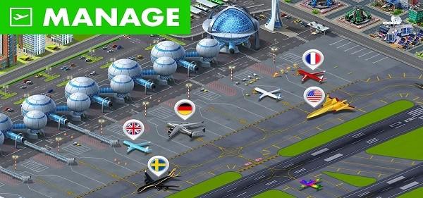 机场城市最新破解版