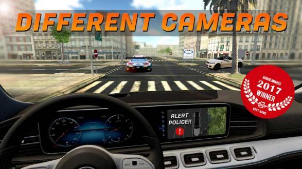 汽车驾驶模拟器2021