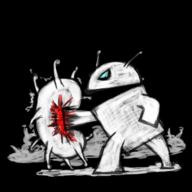 机器人与病毒游戏中文版