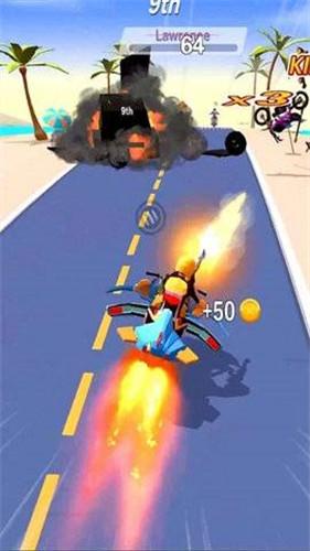 暴力摩托公路杀手